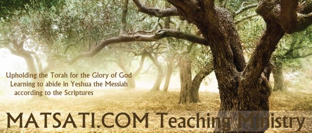 MATSATI.COM Teaching Ministry