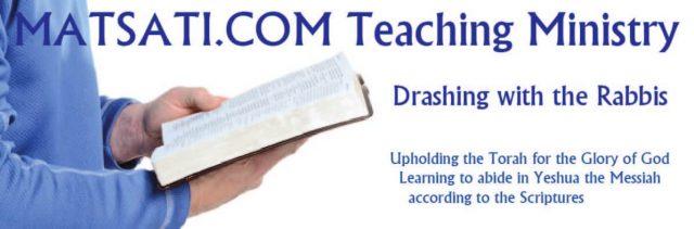 MATSATI.COM Teaching Ministry